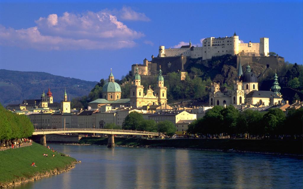 Fortezza Hohensalzburg salisburgo