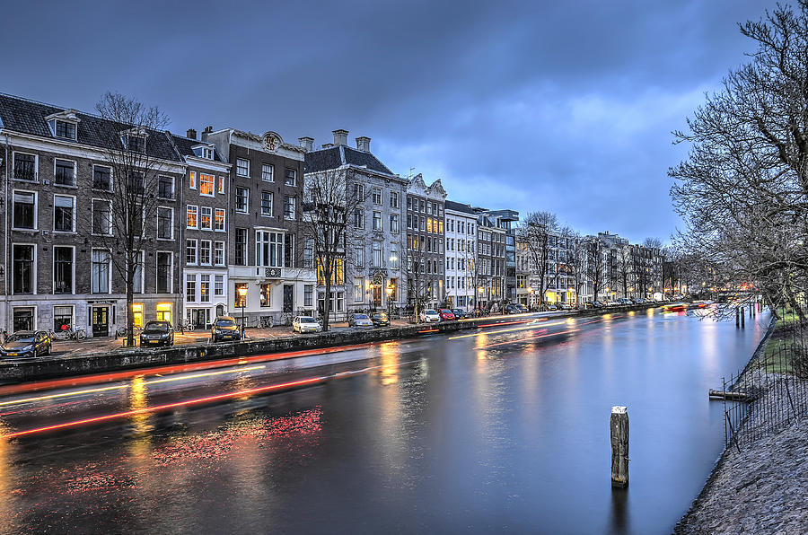 Canal de los Lords amsterdam